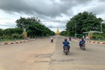 Naypyitaw Ghost Town