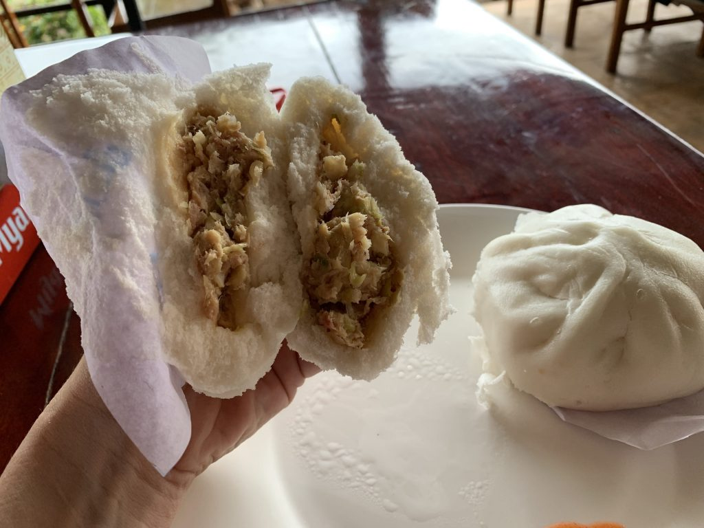 What to eat in Yangon, Steamed Buns