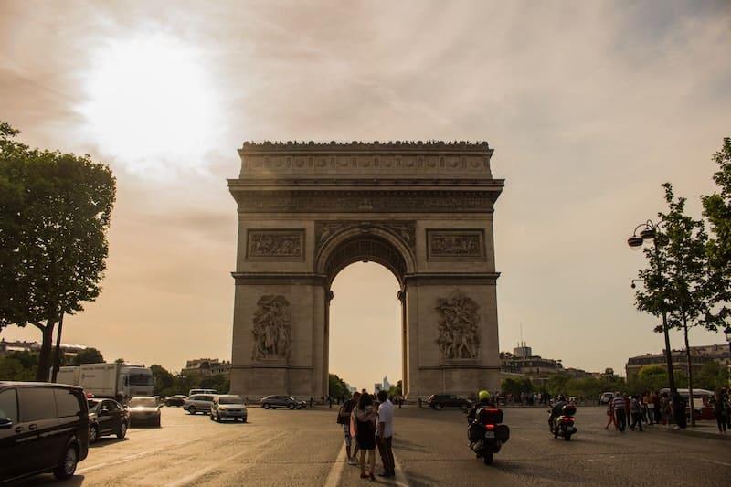 Arc- De- Triomphe